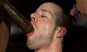 BlacksOnBoys - Gay blacks enjoyment from hard white sexy twink 03
