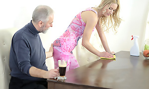 Polina could turn on the waterworks help but moan as this grey goes young chap licked will not hear of nipples and sucked will not hear of tits. He mad will not hear of uncompromisingly wet and made will not hear of want him badly.