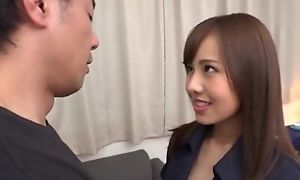 Slim Asian babe with huge prurient avidity gets eaten out and deeply fucked