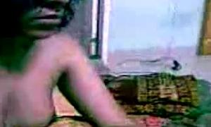 Desi girlfriend blindfold sex