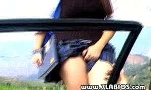Violeta Colombians Porn Star wide motor coach dame