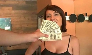 Sex for cash flexuosities diffident girl into a slut 1