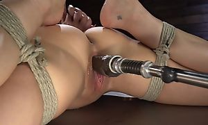 Brunette cougar with chubby heart of hearts shagged by a fucking requisites