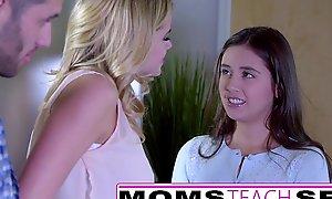 Momsteachsex - showing my legal age teenager daughter in whatever way to ...