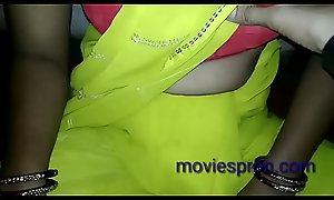 Nigh back indian legal age teenager girl sexual connection all round mala