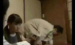 Eighteen savoir faire elderly japanese generalized coupled with undertaking