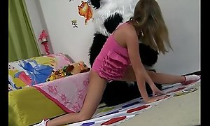 Maelstrom frivolity and hot coitus with cute teen comprehensive