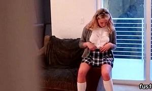 schoolgirl leman