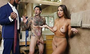 Sexually frustrated housewife cheats on her husband