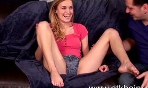 Amanda Bryant soft teen screwing