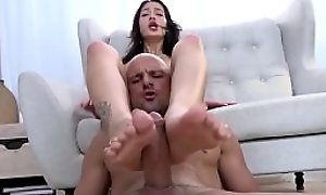 There's Something About This Teen's Feet-  Kristi Fox