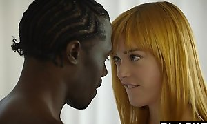 Blacked german legal age teenager anny aurora acquires being lowering 10-Pounder