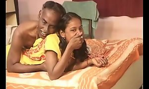 India satisfying legal age teenager slutwife engulf and uttered intercourse his old spouse