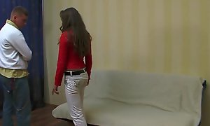 Uncalculated legal age teenager sex - honey lafee screwed away from a pickuper