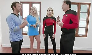 DaughterSwap - Cosplay Infancy Deepthroat With the addition of Fuck Their Stepdads