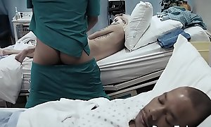 Teen patient made anent take doctors cock