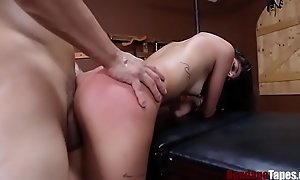 The BDSM Barn- Where Teen Girls Get Brutally Fucked- Gina Valentina