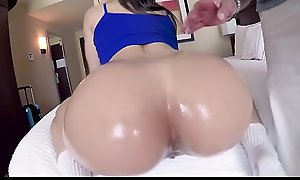 Amateur Big Ass Thickum Teen Abella Threaten Fucked While Best Side Records Alongside Guest-house