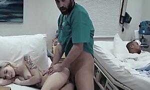 Doctor Gives Injured Teen A Vaginal Probe - Arya Fae