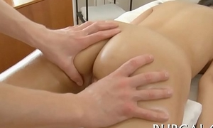 Agile oral-job awarded with sex