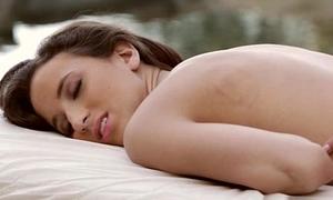 Titillating student anal gape