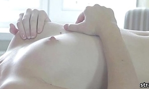 Hot Young Strengthen Having Sexual connection