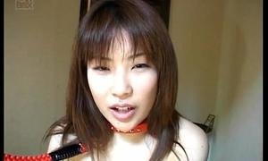 Hikaru loves toys in her pussy