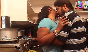 Hot desi masala aunty seduced by a teen little shaver
