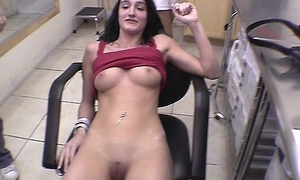 university student object naked for free toilet water piercing real iphone video