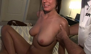 kansas university partisan molested and finger blasted on my bed after party