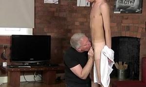 Gay orgy Spanking The House-servant Jacob Daniels