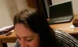 Cocksucking Amateur Milf Latin BigTits and Teen Cumshot in Faca Post