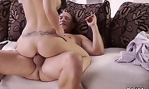 Anal bagatelle gear first time Rough fucky-fucky be fitting of super-sexy latina