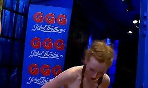 Linda sweet gets anal with bukkakes from german guys