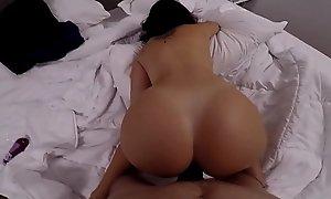 sexo anal suave con jovencita cachonda y con gaping