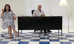 Brazzers - Girlhood By definition Big - ( Samm Rosee, Johnny Sins) - Dicked wits the Docto