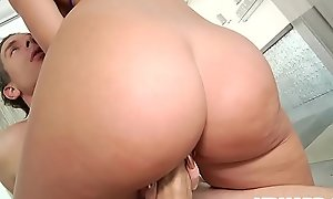 Stunning Jada Stevens gets hard anal