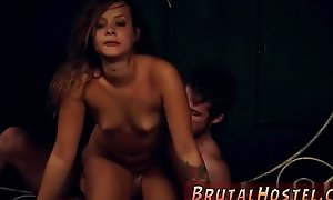 Teen anal combo unite Sickened waiting be advisable for a taxi, naive youthful