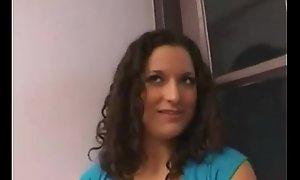 Sandra Zemanova teen casting vid