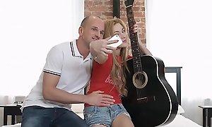 Anal-Angels xteenanal.com -Soniy Sweet - Hot Guitar Lessons