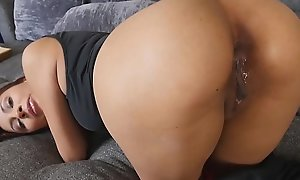 Anal Sexual intercourse Close by Slutty Step-Sister