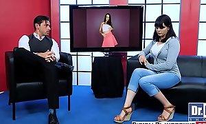 DigitalPlayground - Wild Teen Talk Show starring Lily Adams and Ryan Driller