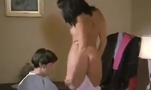 Mom and lassie fruit sex video